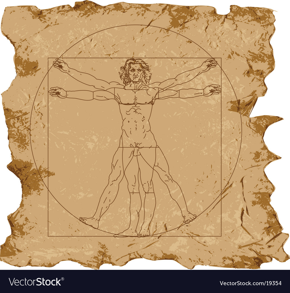 Da vinci vector | Price: 1 Credit (USD $1)