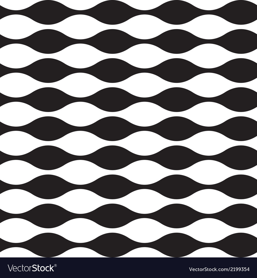 Pattern wave 1 vector | Price: 1 Credit (USD $1)
