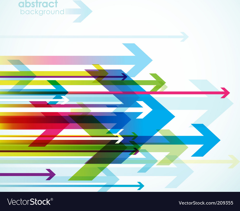 Abstract colored background vector | Price: 1 Credit (USD $1)