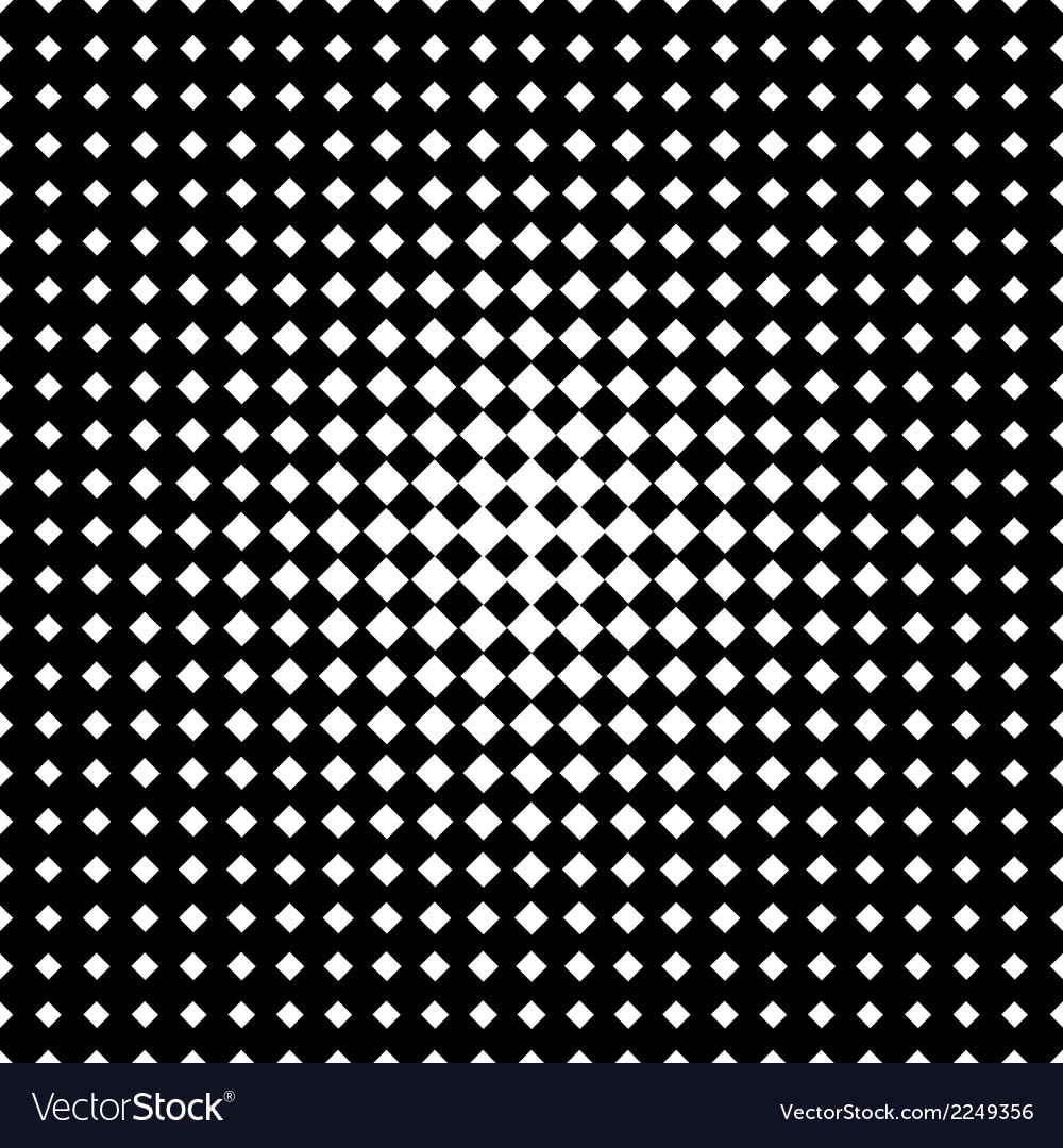 Rhombus halftone background vector | Price: 1 Credit (USD $1)