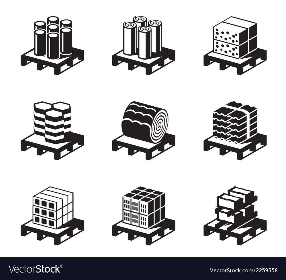 Construction and building materials vector | Price: 1 Credit (USD $1)