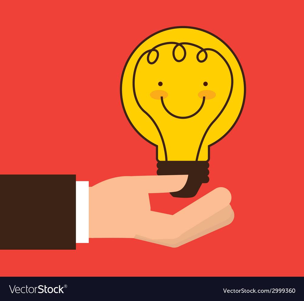 Bulb design vector   Price: 1 Credit (USD $1)