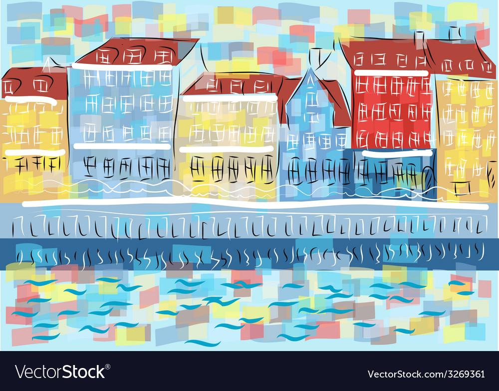 Copenhagen vector   Price: 1 Credit (USD $1)
