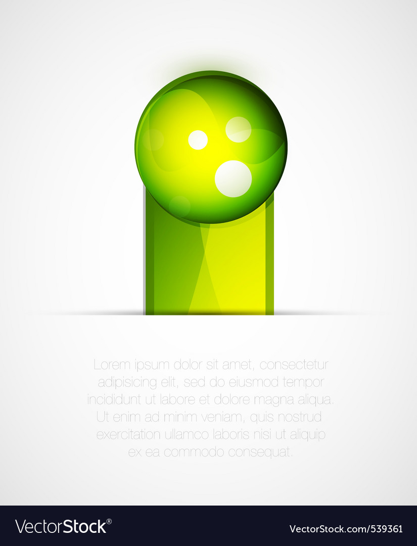 Glossy orbs vector | Price: 1 Credit (USD $1)