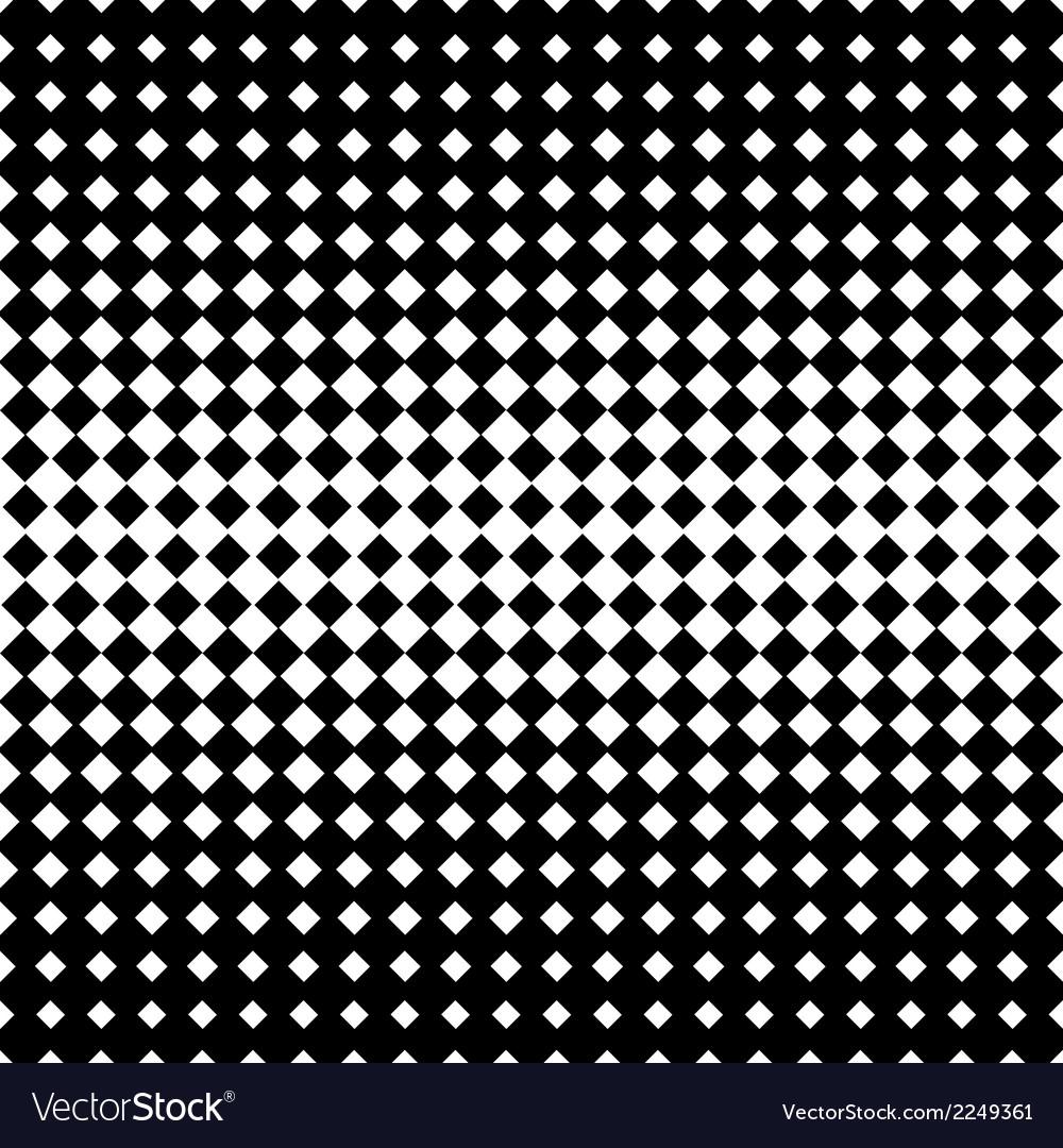 Rhombus halftone background vector | Price: 1 Credit (USD $1)