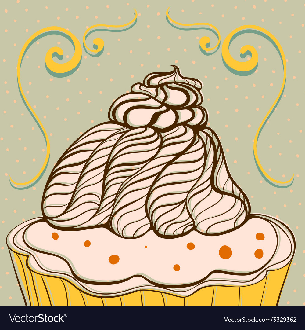 Cupcaky11 vector | Price: 1 Credit (USD $1)