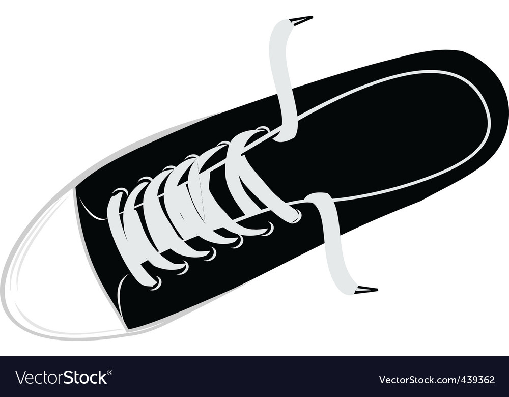 Gym shoes vector   Price: 1 Credit (USD $1)