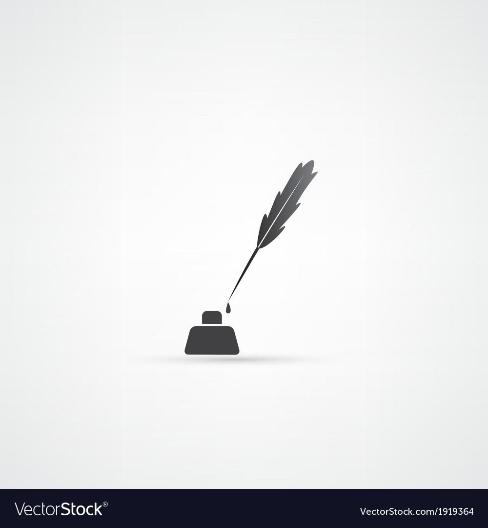 Pen icon vector   Price: 1 Credit (USD $1)