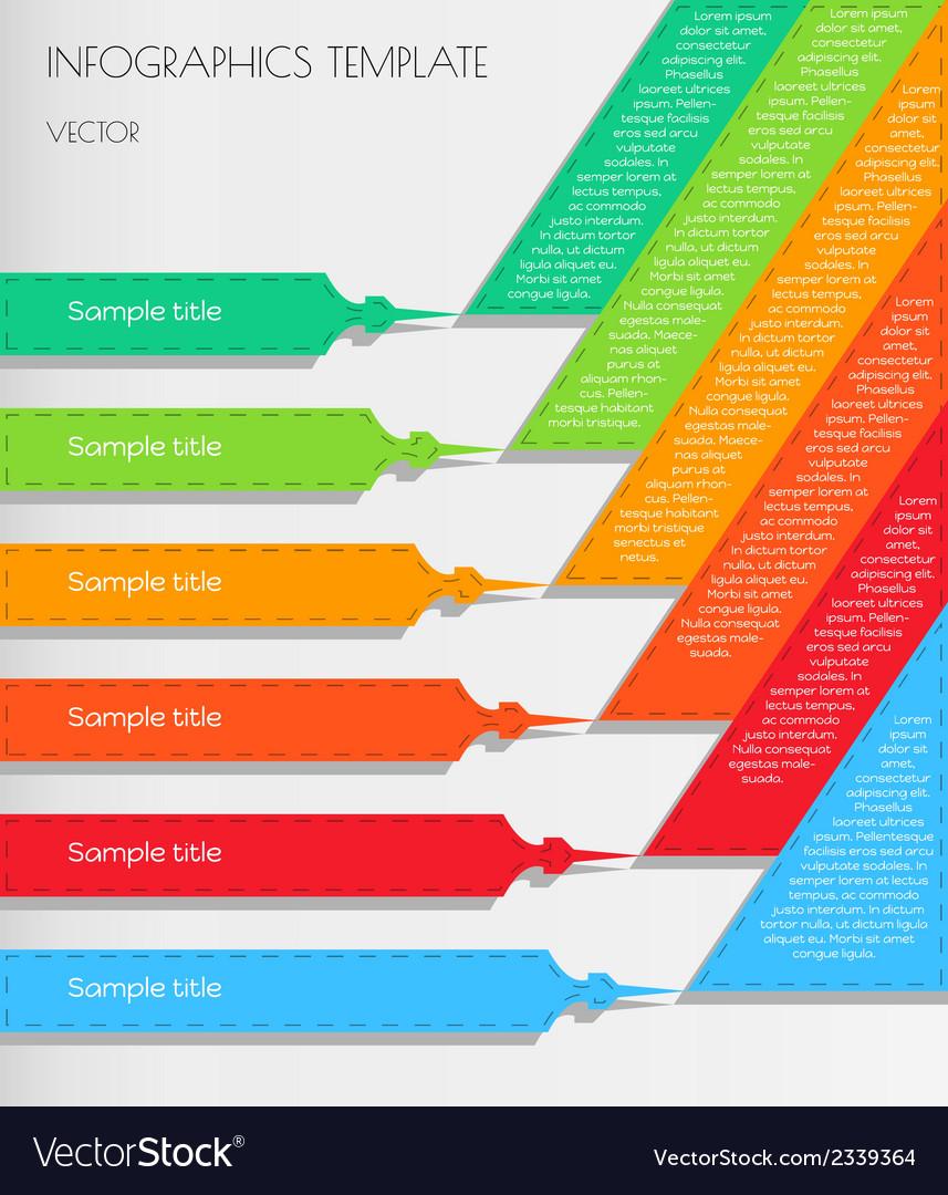 White infographic vector   Price: 1 Credit (USD $1)