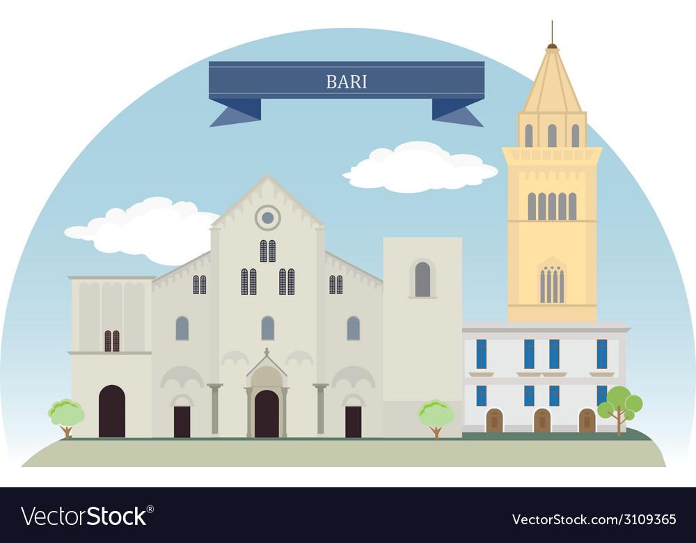 Bari vector | Price: 1 Credit (USD $1)