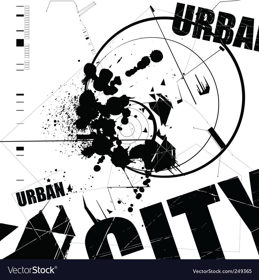 Grunge urban vector   Price: 1 Credit (USD $1)
