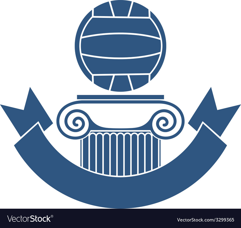 Water polo vector | Price: 1 Credit (USD $1)