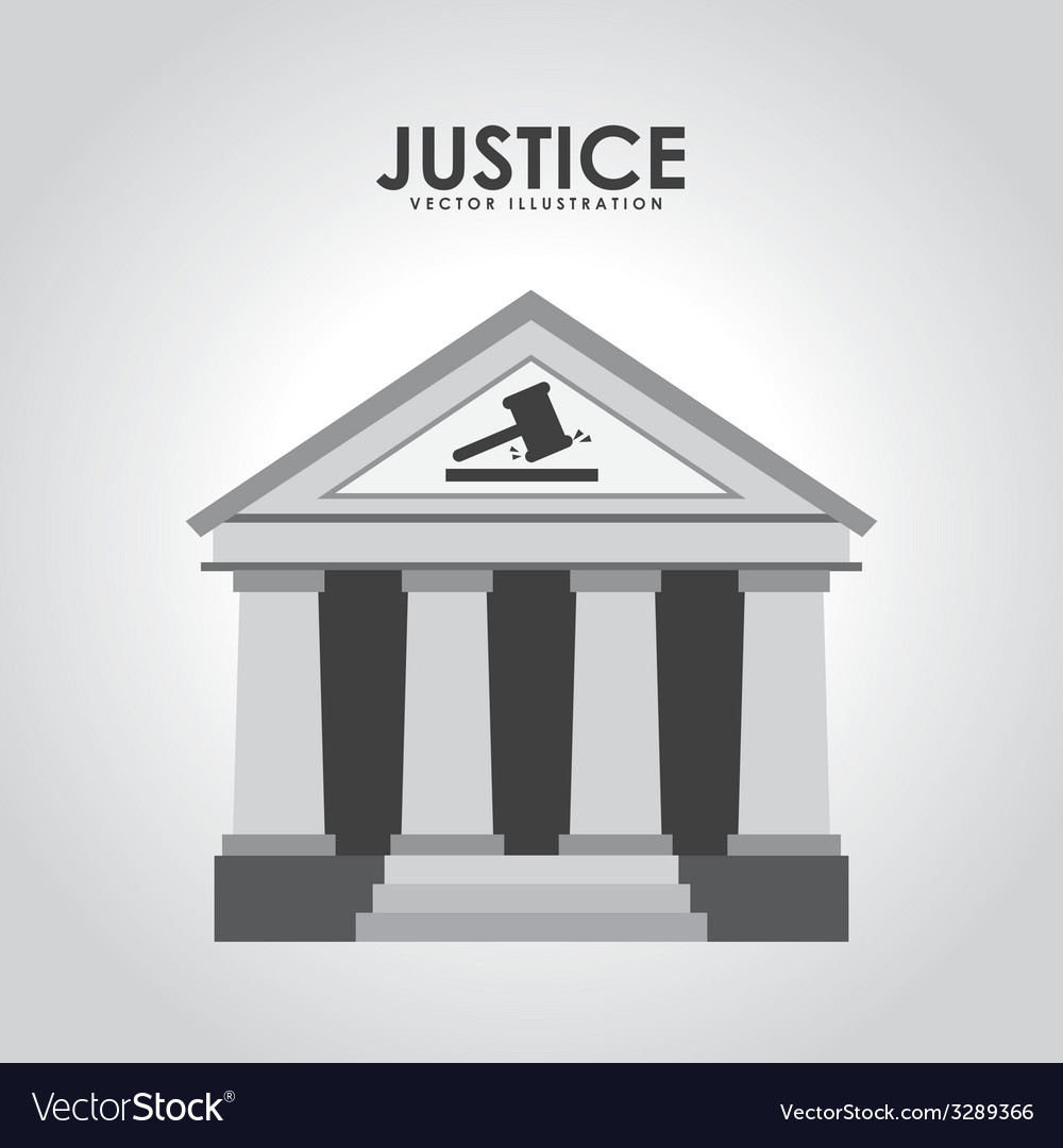 Justice design vector | Price: 1 Credit (USD $1)