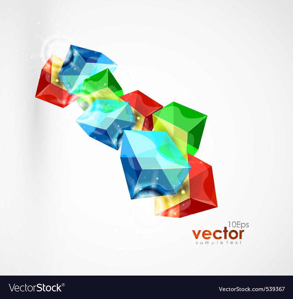 Cube mania vector   Price: 1 Credit (USD $1)