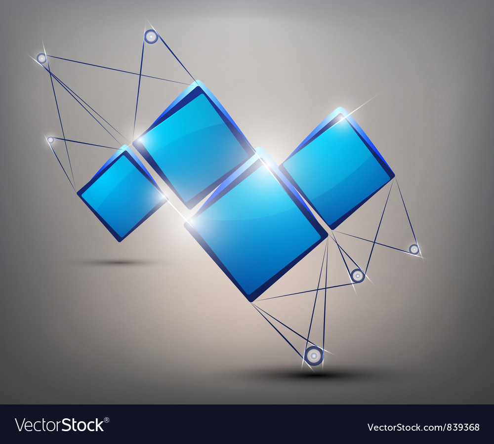 Abstract web element vector   Price: 1 Credit (USD $1)