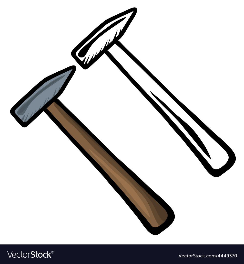 Hammer vector | Price: 1 Credit (USD $1)
