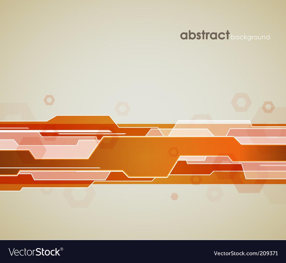 Futuristic template vector | Price: 1 Credit (USD $1)