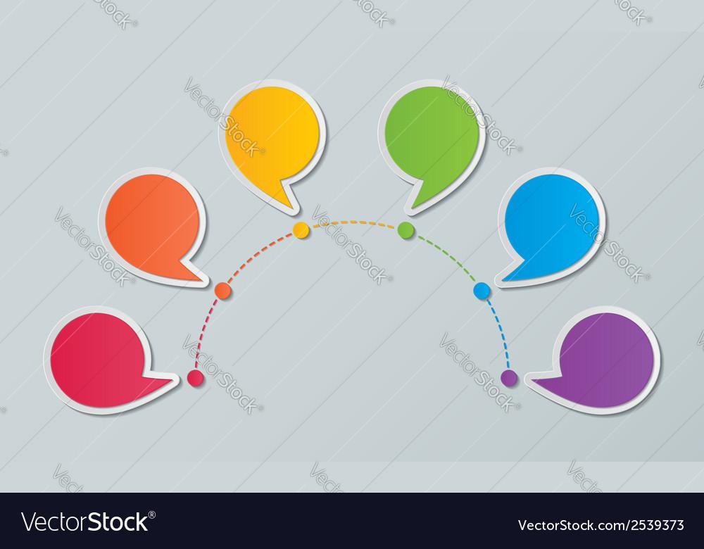 Timeline infographics vector | Price: 1 Credit (USD $1)