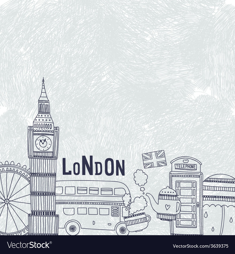 London background vector   Price: 1 Credit (USD $1)