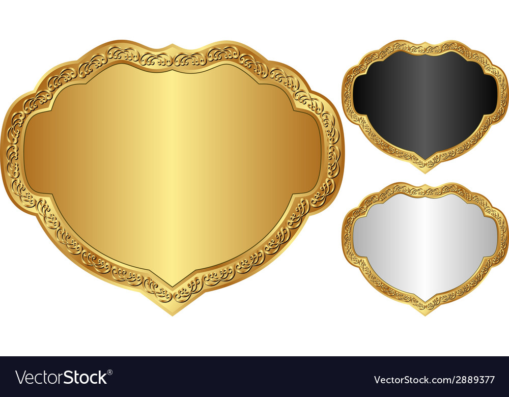 Decorative frames vector | Price: 1 Credit (USD $1)