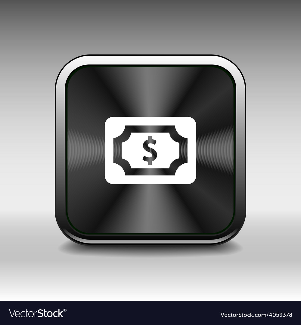 Flat icon of money market business sign symbol wea vector   Price: 1 Credit (USD $1)