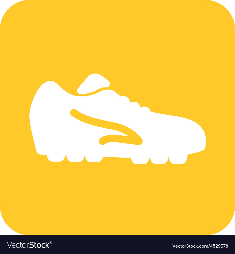Football shoes vector | Price: 1 Credit (USD $1)