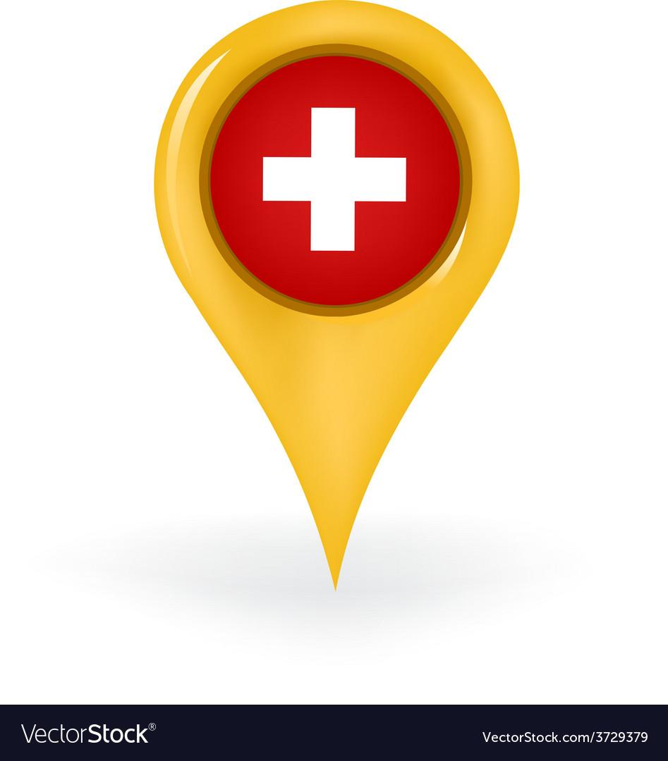 Location switzerland vector   Price: 1 Credit (USD $1)