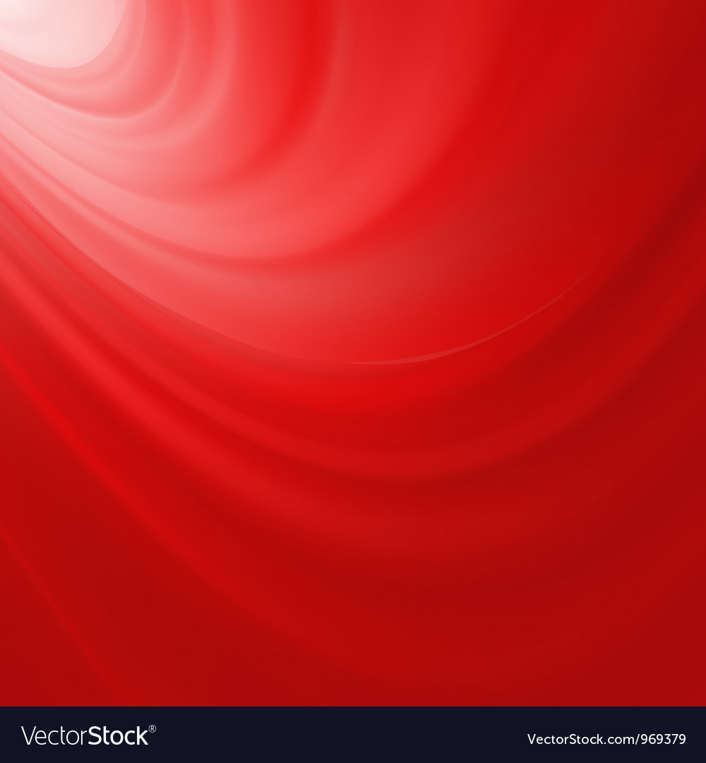 Red smooth twist light lines background eps 8 vector | Price: 1 Credit (USD $1)