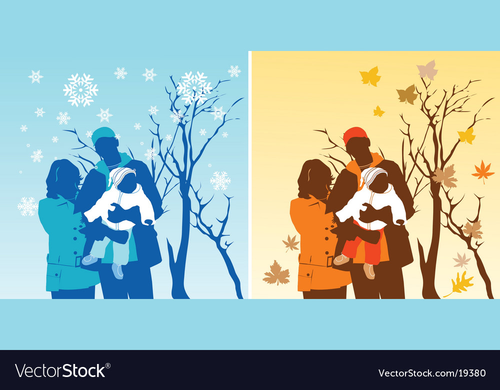Family graphic vector | Price: 1 Credit (USD $1)