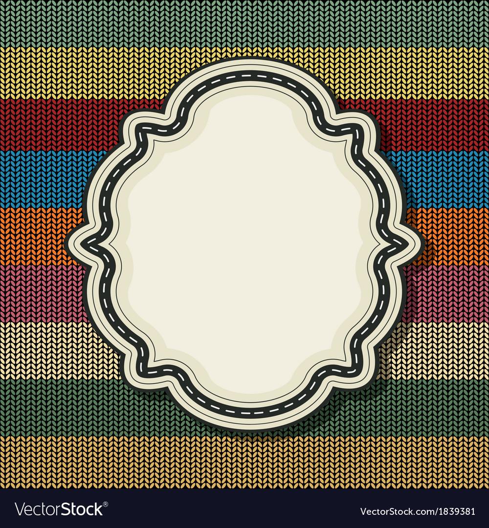 Retro style vintage label 3 vector | Price: 1 Credit (USD $1)