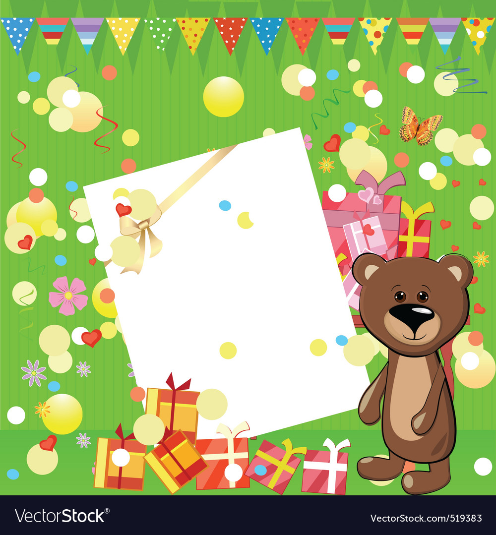 Birthday party vector | Price: 1 Credit (USD $1)