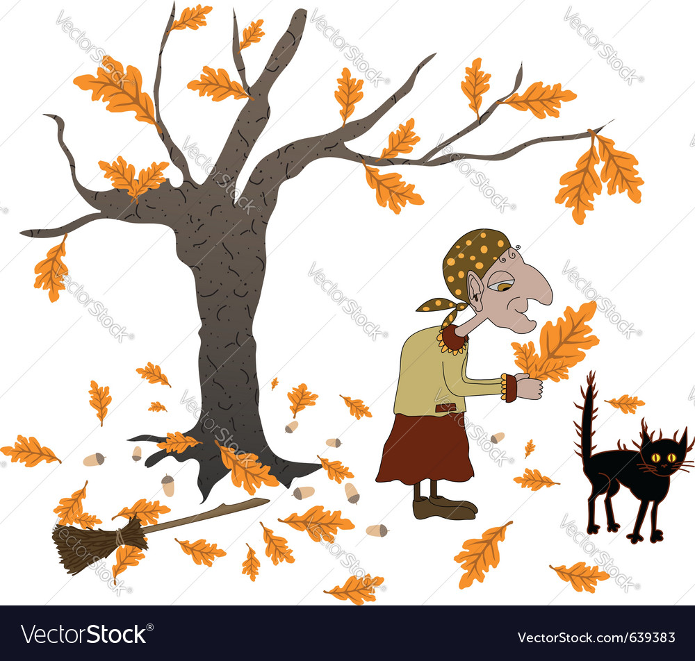 Halloween walk vector | Price: 1 Credit (USD $1)