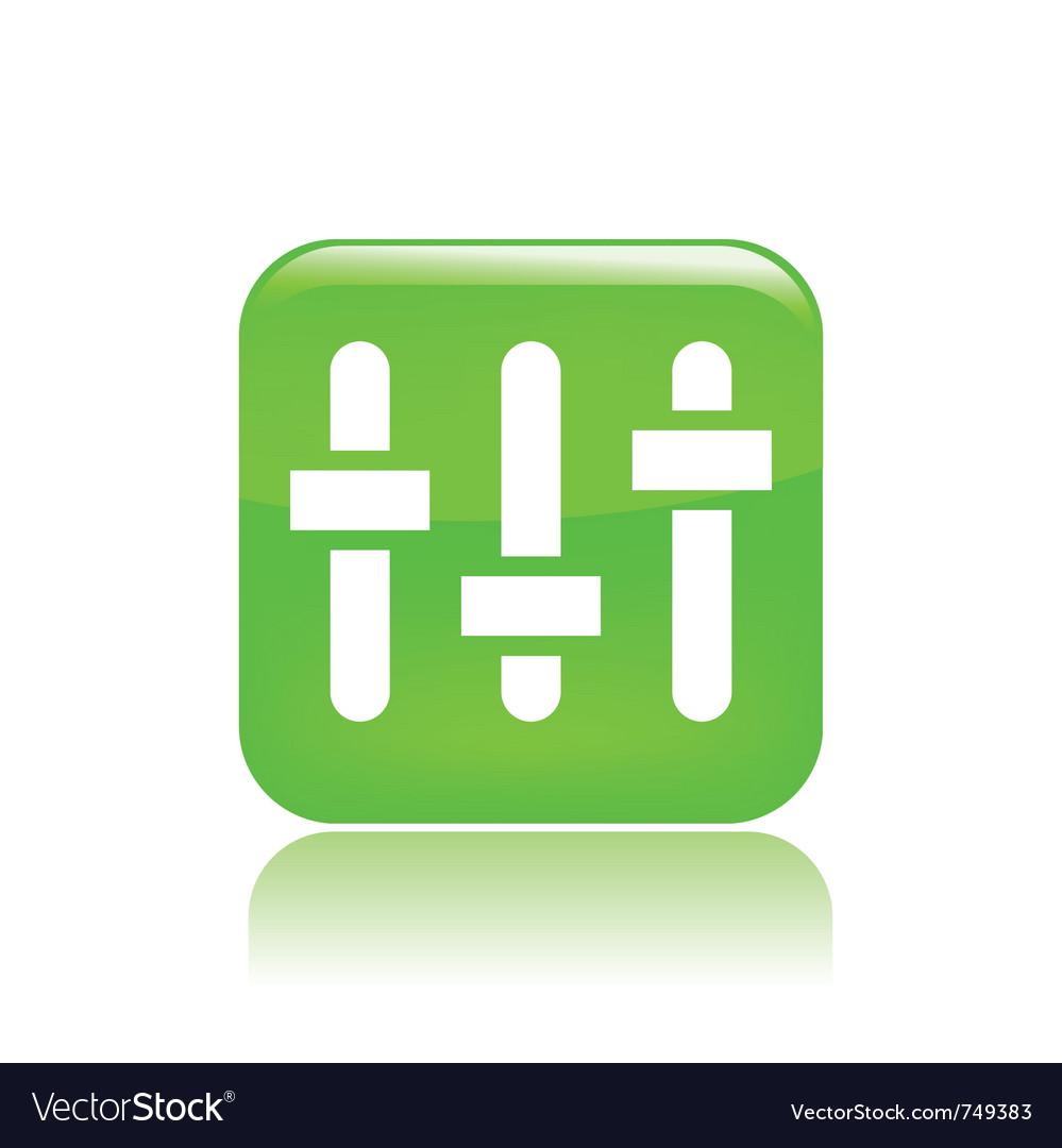 Mixer icon vector   Price: 1 Credit (USD $1)