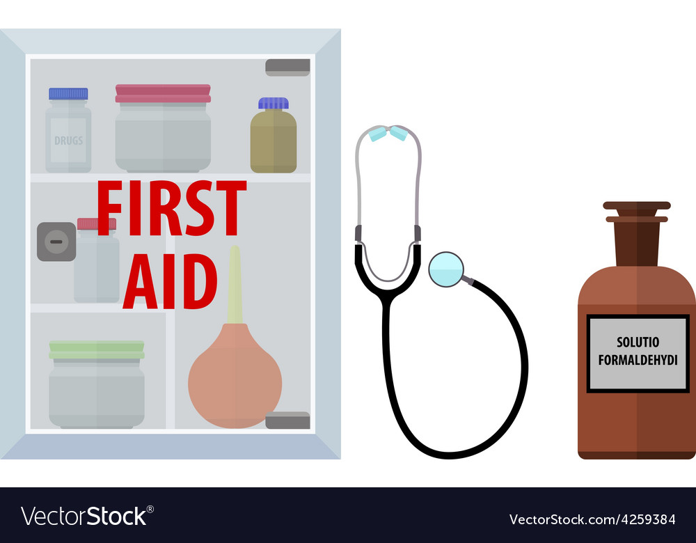 First-aid vector | Price: 1 Credit (USD $1)