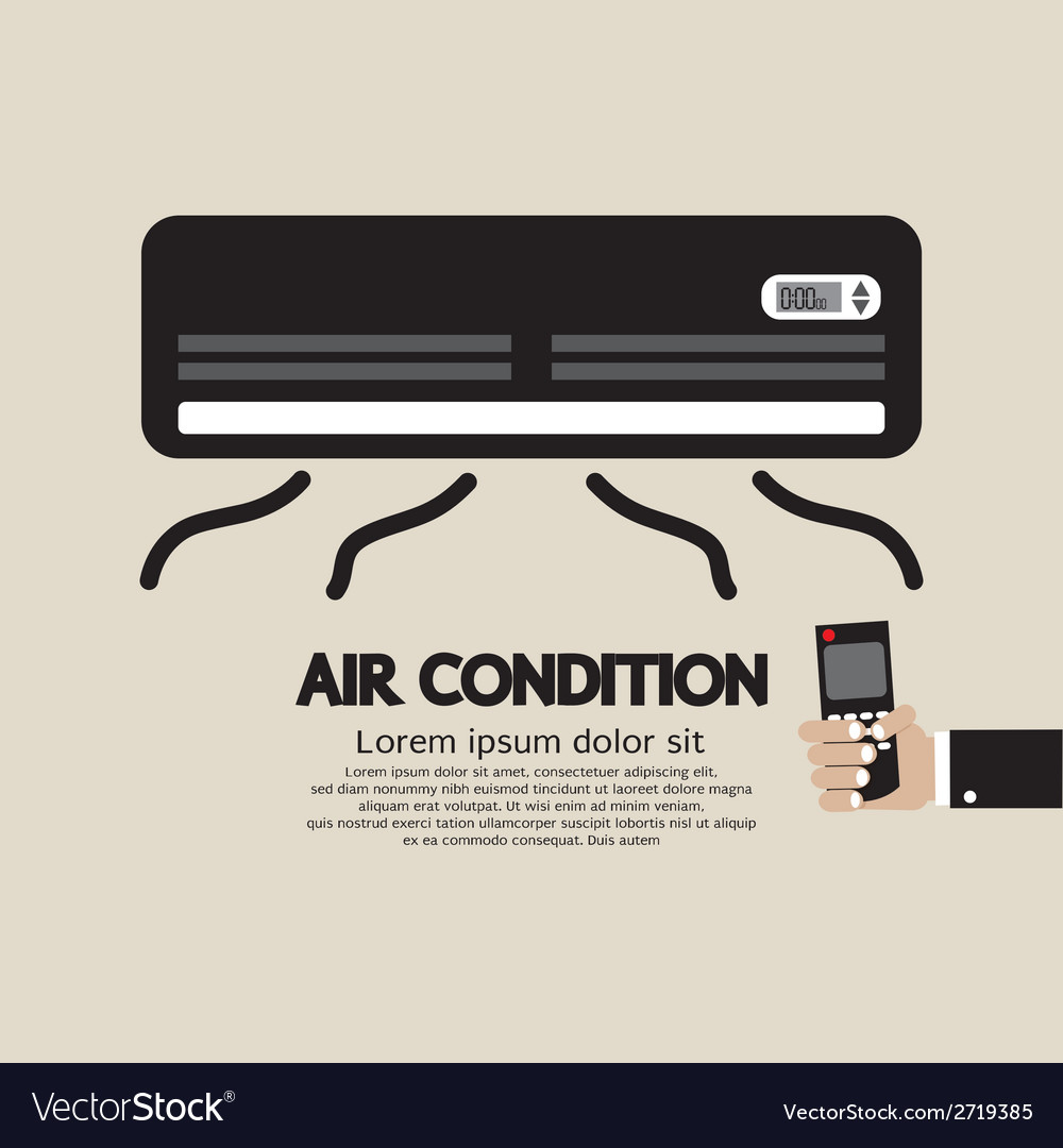 Air condition graphic vector | Price: 1 Credit (USD $1)