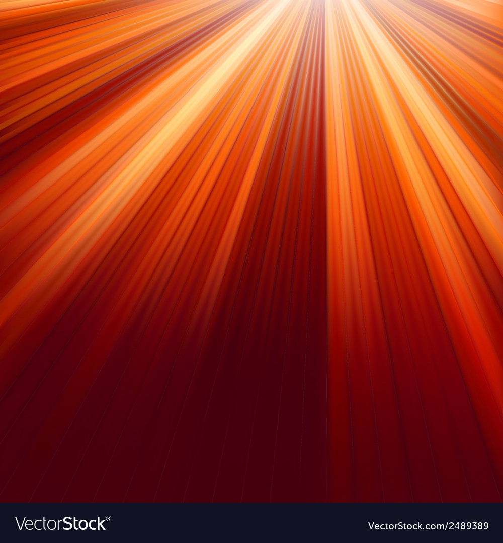 Red luminous rays eps 8 vector   Price: 1 Credit (USD $1)