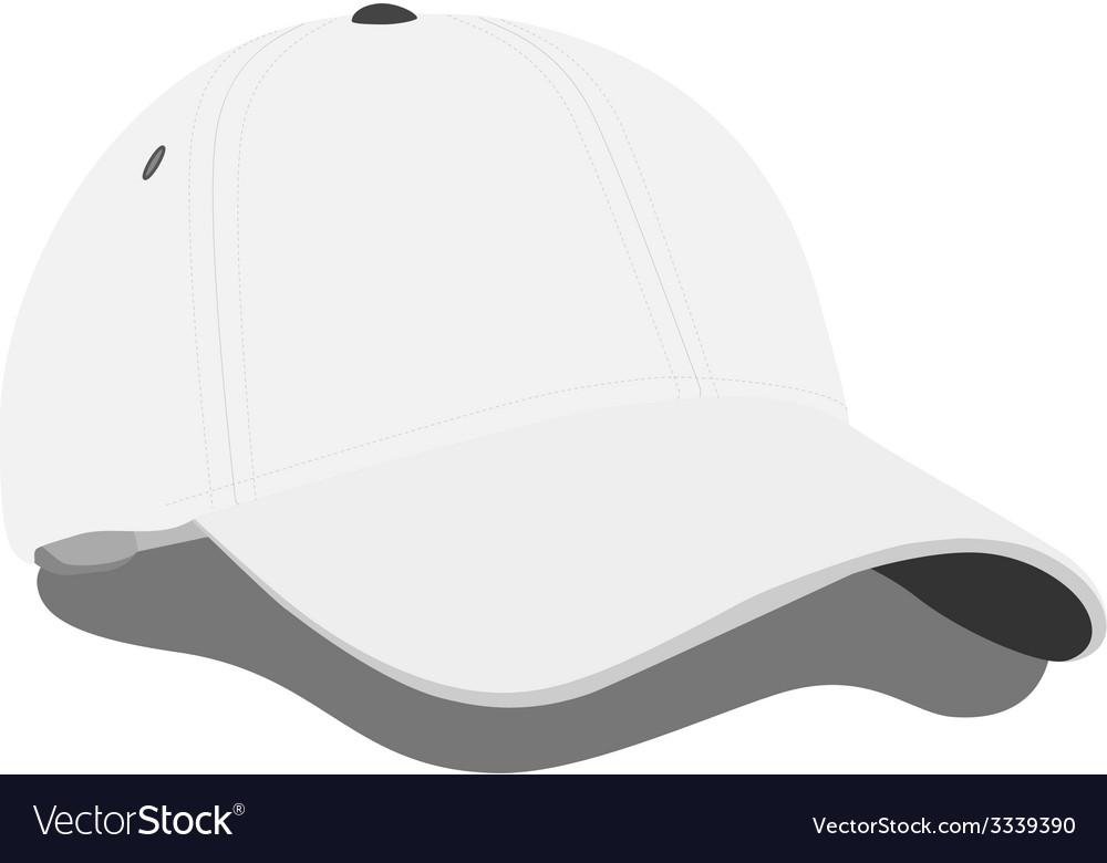Baseball cap vector | Price: 1 Credit (USD $1)