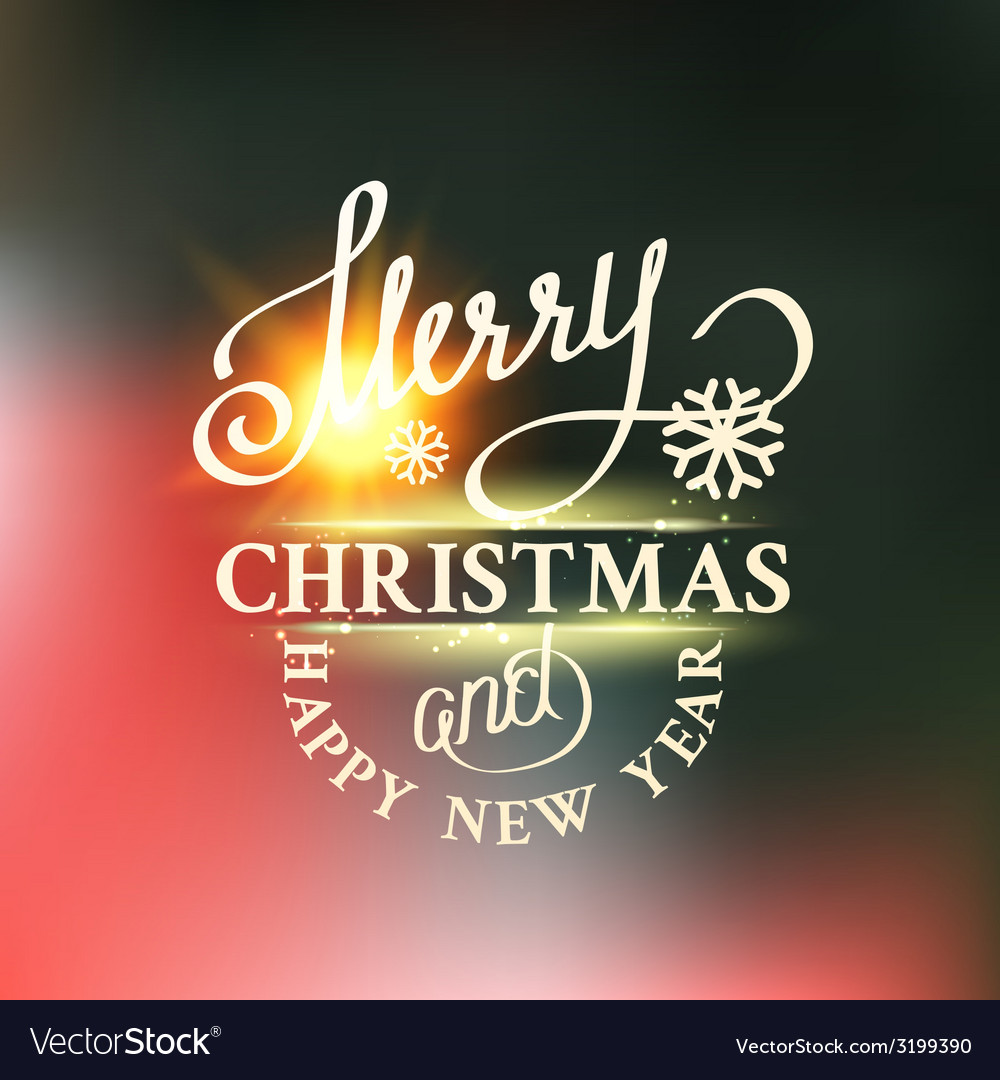 Christmas snow card vector | Price: 1 Credit (USD $1)