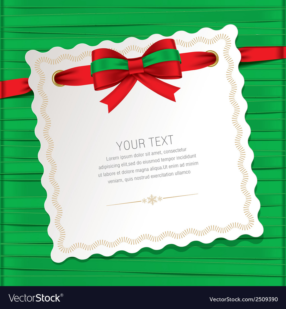 Greeting cardgift cardbeautiful card vector | Price: 1 Credit (USD $1)