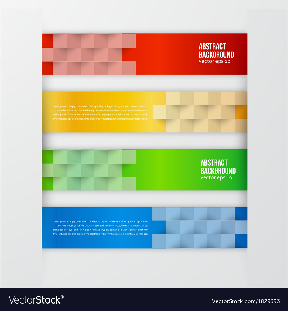 Abstract background label color vector | Price: 1 Credit (USD $1)