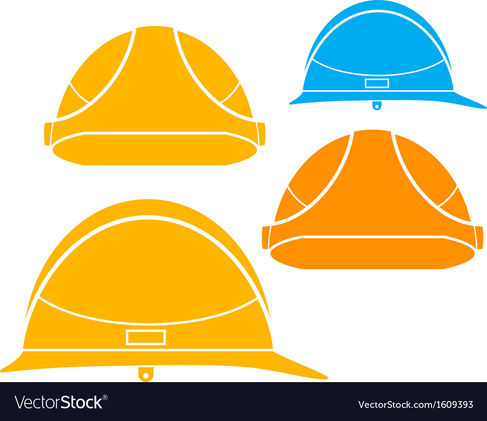 Hardhat vector | Price: 1 Credit (USD $1)