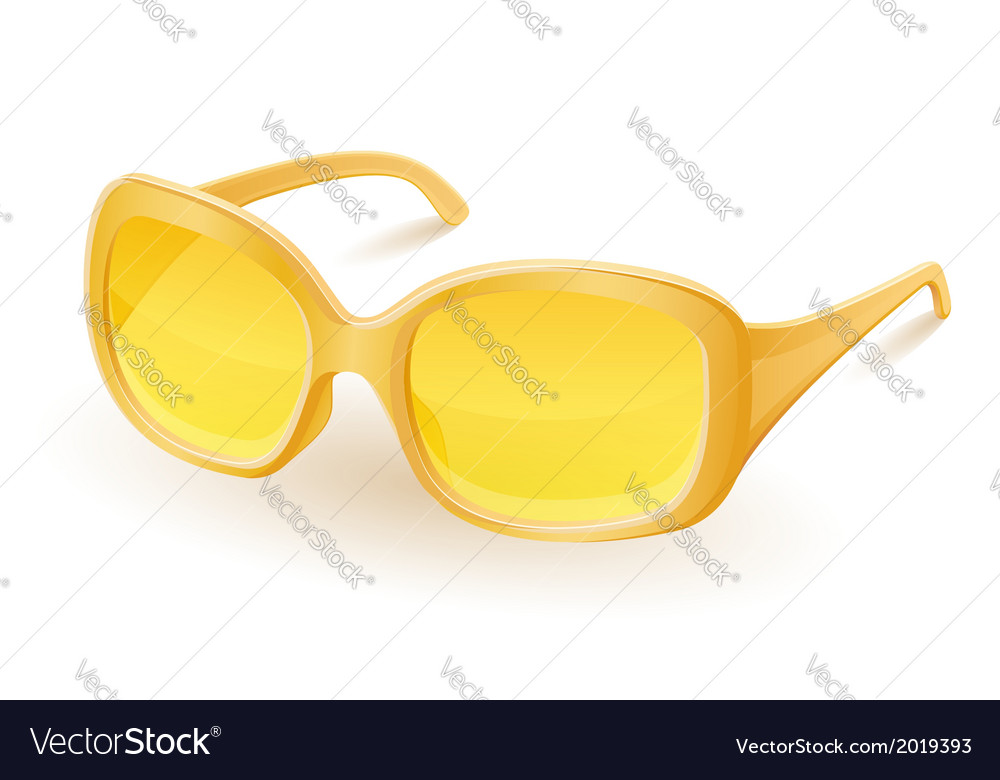 Women sunglasses vector | Price: 1 Credit (USD $1)