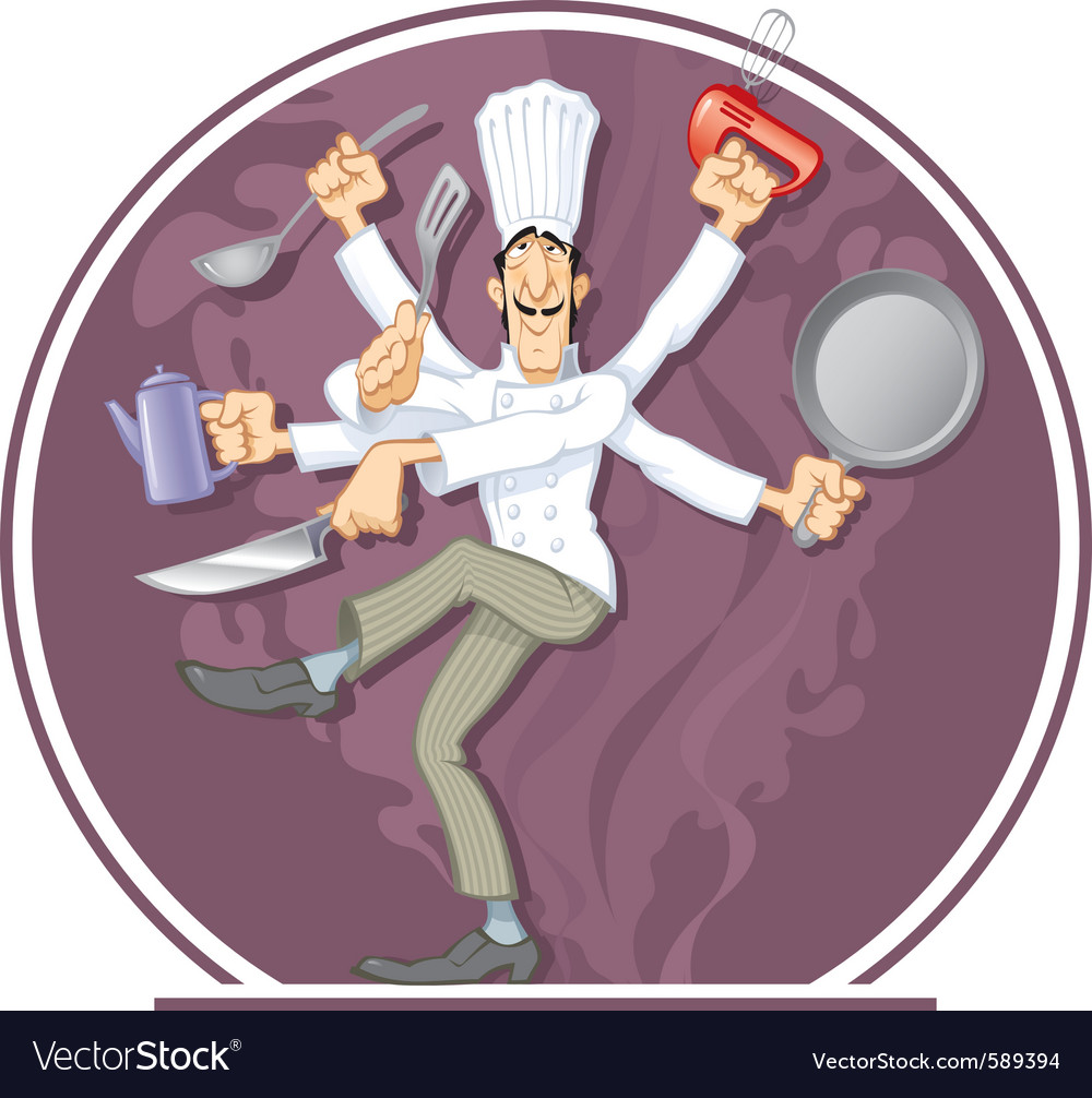 Wonder cook vector | Price: 5 Credit (USD $5)