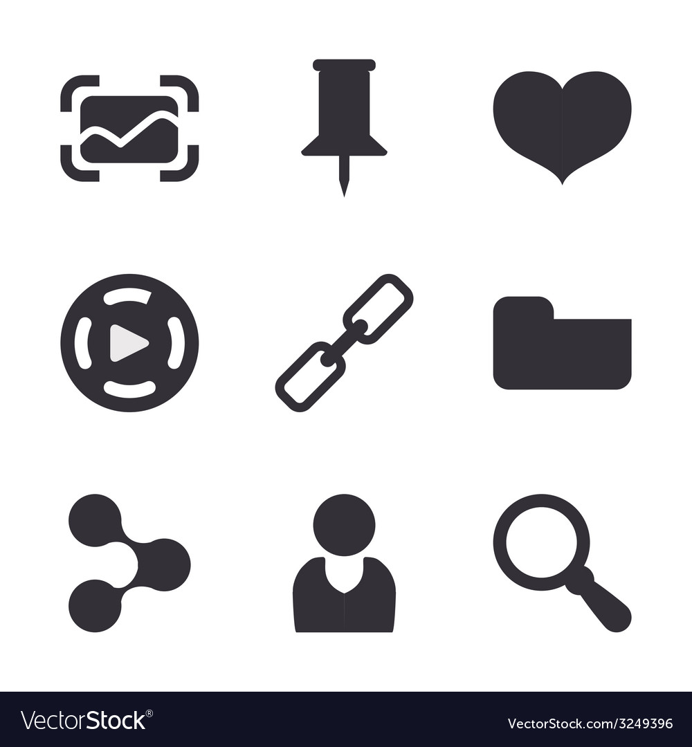 Manager icons design vector | Price: 1 Credit (USD $1)