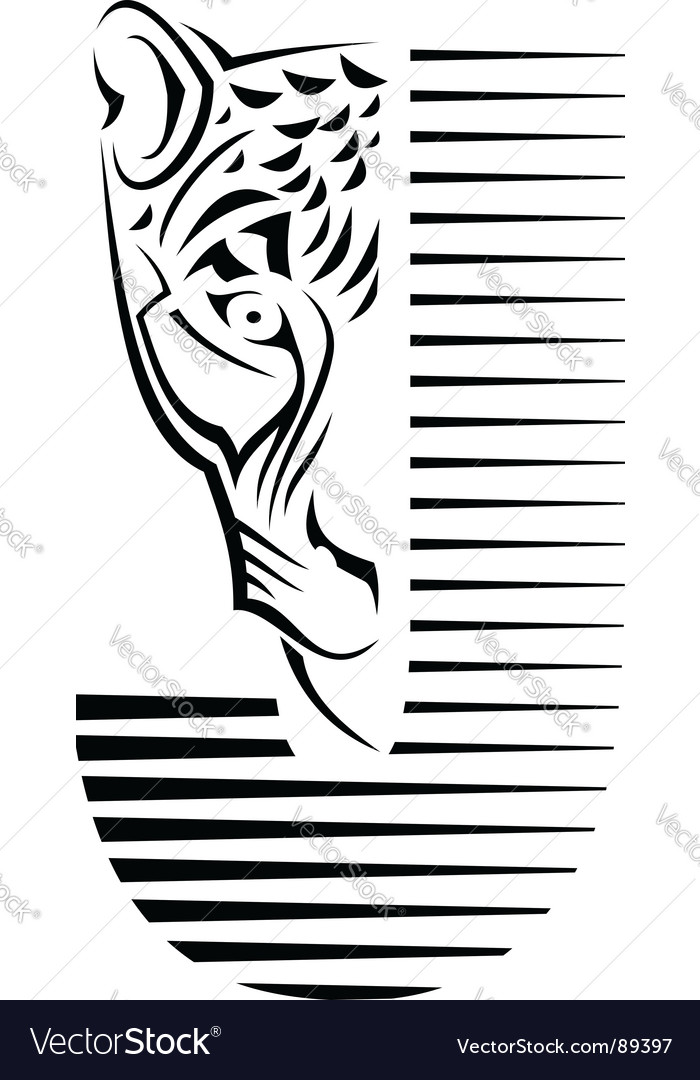 Wildcat sign vector | Price: 1 Credit (USD $1)