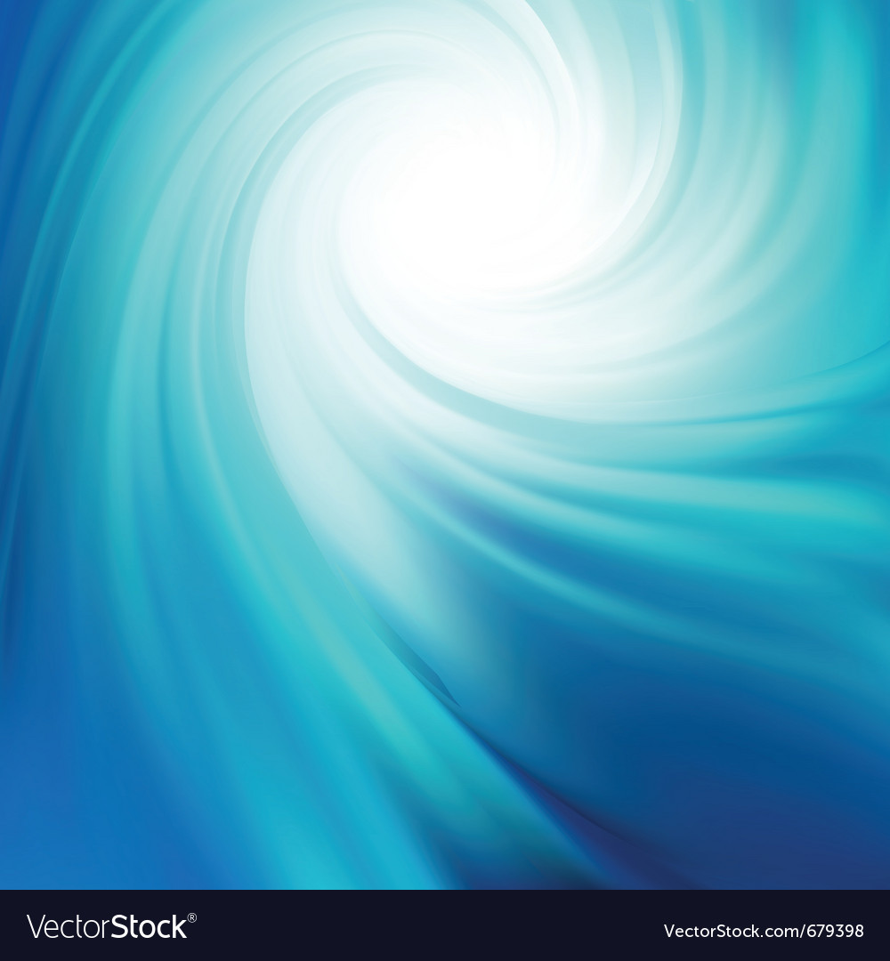 Water swirling vector | Price: 1 Credit (USD $1)