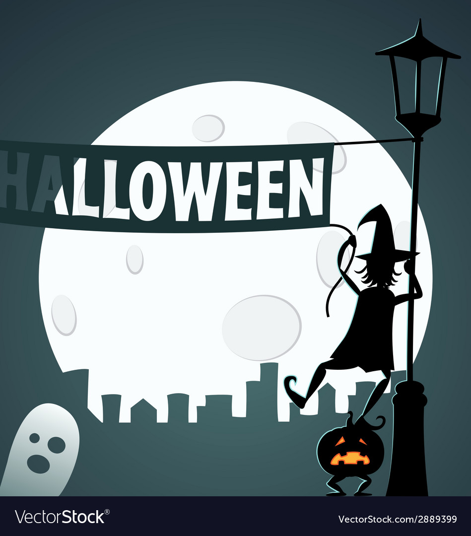 Halloween preparations vector | Price: 1 Credit (USD $1)