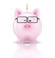 Piggy bank01 vector