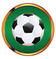 Soccer ball icon2 vector