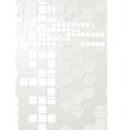 Abstract geometrical hi-tech design vector